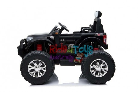 Pre-order New Licensed Ford Ranger Monster Truck in Metallic Black ETA  29/09/2020-16