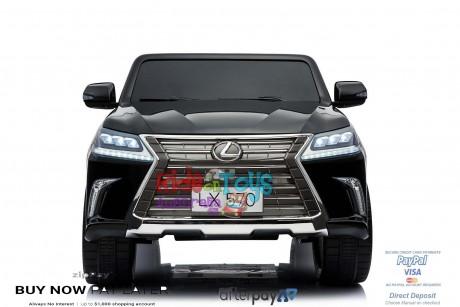 licensed Lexus LX- 570 Metallic Black -2