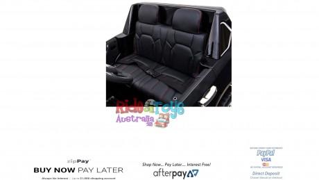 licensed Lexus LX- 570 Metallic Black -9