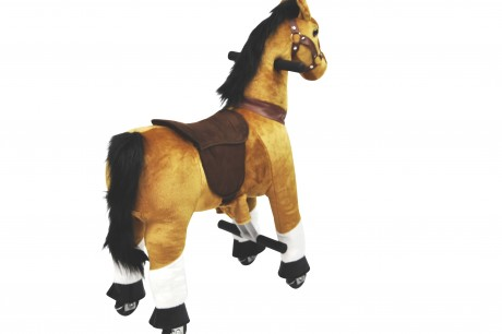 Ride On Horse  Large with Metal Frame  -10