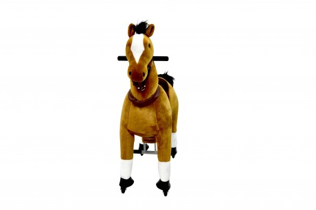 Ride On Horse  Large with Metal Frame  -4