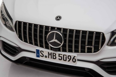 White Licensed Merc GLC 63s AMG With Mp4 In Stock-11