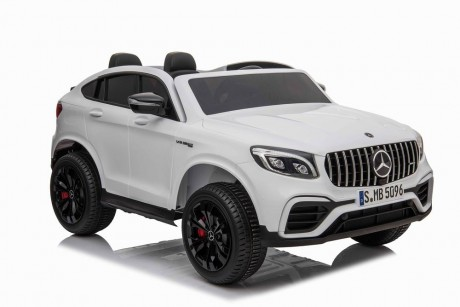 White Licensed Merc GLC 63s AMG With Mp4 In Stock-8
