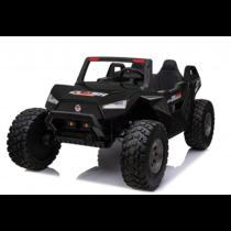 Pre-Order Black 2020 Dakar 24 Volt Dune Buggy 4WD Runs With 4 x 550w Motors