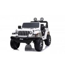 Pre-Order 2019 Licensed Jeep Rubicon White 11/12/19