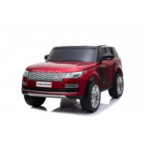 2019 Licensed Range Rover Painted Red Ride On Car