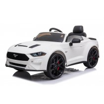 New Licensed 2021 Drift Ford Mustang in White 24Volt With Parent Remote In-Stock