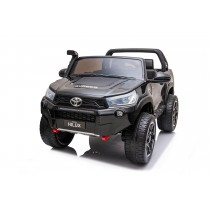 Pre- Order New 2021 Licensed Painted Metallic Black Toyota Hilux With 7 Inch MP4 Touch Screen