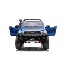 Pre-Order New 2021 Licensed Painted Metallic Blue Toyota Hilux  ETA 29/1/2021