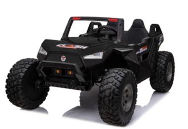 Pre-Order Black 2020 Dakar 24 Volt Dune Buggy 4WD Runs With 4 x 250w Motors ETA 10/07/2020