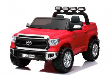 Pre- Order Licensed Toyota Tundra 24 volt Painted Red and Parent remote ETA 27/11/2020