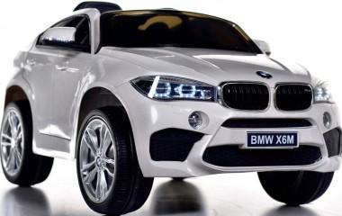 New Licensed BMW X6M White In Stock