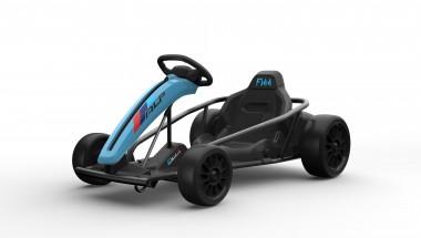 New Drift Kart 24 Volt in Blue