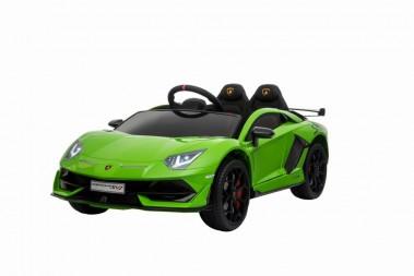 Pre-Order Green Licensed Lamborghini Aventador SV 12V 11/11/19