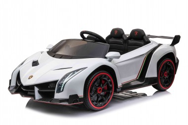 New Lamborghini Veneno 2 Seater White