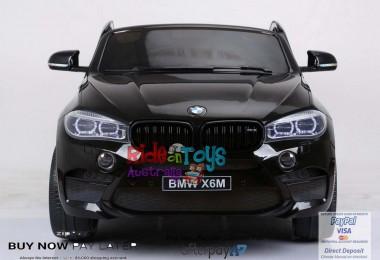Pre-Order New Licensed BMW X6M Metallic Black 15/11/18