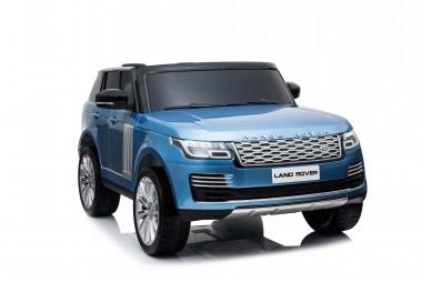 Licensed Range Rover Painted Metallic Light Blue In Stock