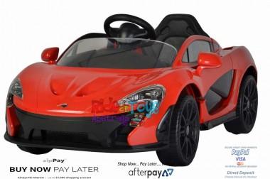 Licensed McLaren Red  In-Stock