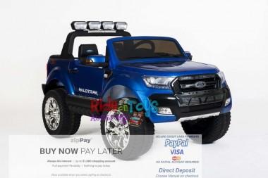 Licensed Metallic Blue  Ford Ranger