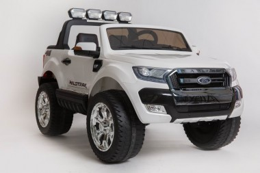 Licensed White Ford Ranger ETA In Stock