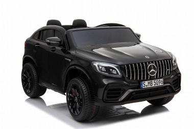 Pre Order 2019 Painted Metallic Black Licensed Merc GLC 63s AMG With Mp4 11/11/19