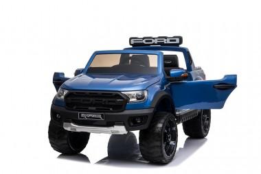 Licensed Painted Metallic Blue Ford Raptor In Stock