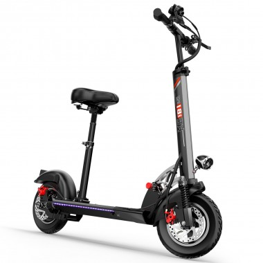 2021 Electric Scooter with 400 Watt Brushless Motor