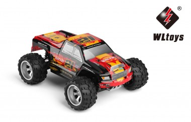 Pre Order WLtoy 18402 4WD 1:18  25 km With 2 x Batteries