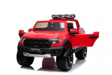 New Licensed Red Ford Raptor Kids Ride On Car 12 Volt with Parent Remote