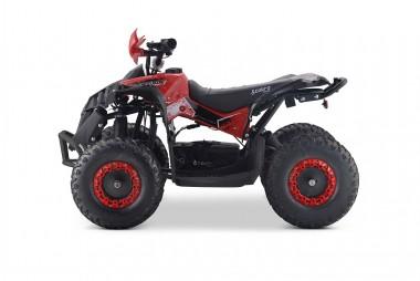 Renegade Red 48V/1054 watt Motors Shaft Driven