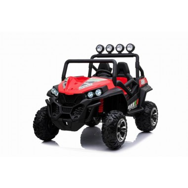 New Beach Buggy Red 24 Volt and 200W Motors