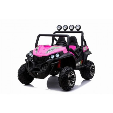 New 2019 Beach Buggy Pink 24 Volt and 200W Motors