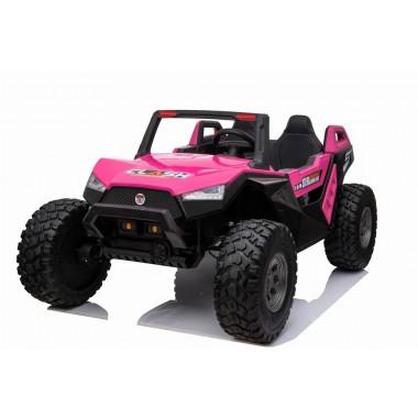 Pre-Order Pink 2020 Dakar 24 Volt Dune Buggy 4WD Runs With 4 x 550w Motors