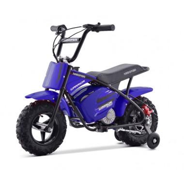Pre-Order Blue 24 Volt Warrior 250 With Free Training Wheels ETA 07/12/2021