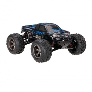 Blue S9115 Off Road Truck ,1/12 Scale RC Car 2.4Ghz 2WD High Speed Remote Controlled