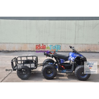 Renegade Trailer In Stock