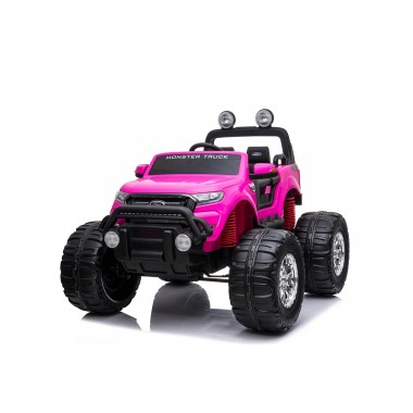 Licensed Ford Ranger Monster Truck Painted Hot Pink