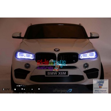 Pre-Order New Licensed BMW X6M White 15/11/18