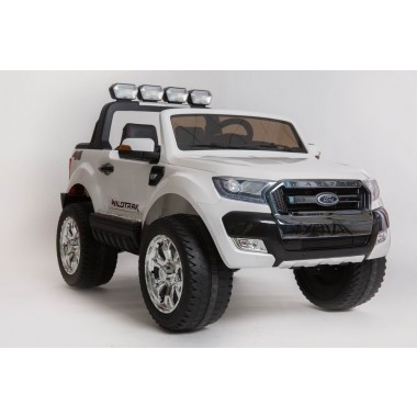 Licensed White Ford Ranger Wildtrak In Stock