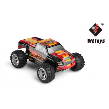 WLtoy 18402 4WD 1:18  25 km With 2 x Batteries