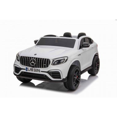 2019 White Licensed Merc GLC 63s AMG With Mp4